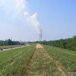 Along the Levee Trail