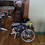 Folding Bike - No Lock Required