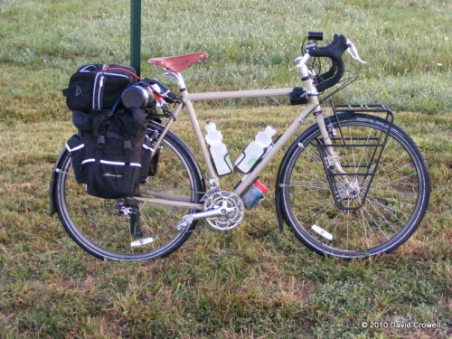 The commuting rig
