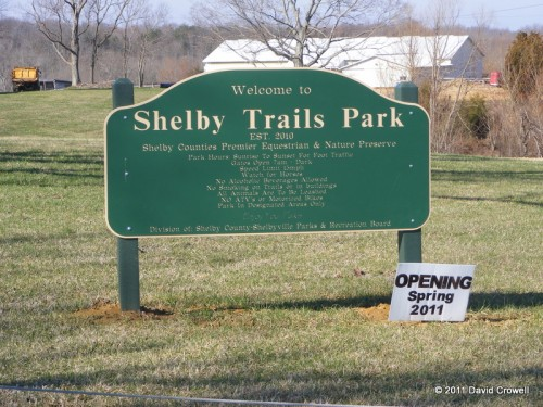 Shelby Trails Park