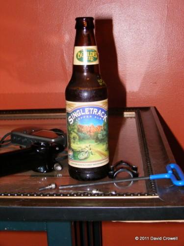 Boulder Beer - Singletrack Copper Ale