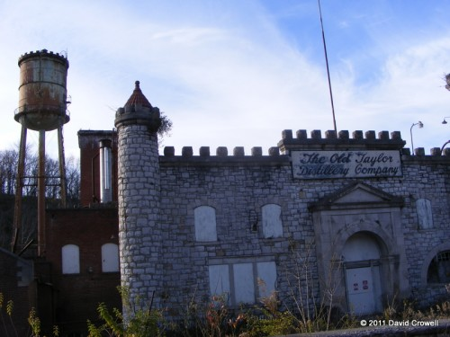 The Old Taylor Distillery Company