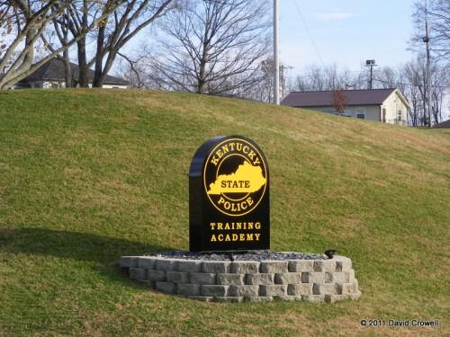 Kentucky State Police Training Academy