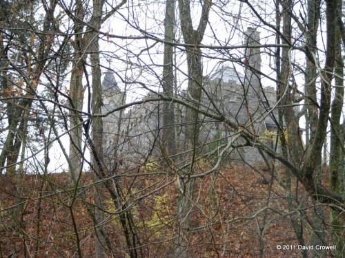 """""""Castle"""" on Fisherville Rd"""